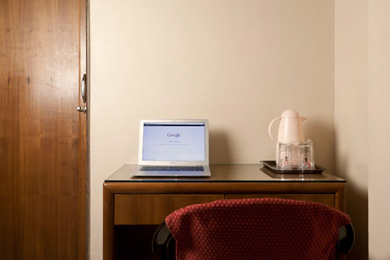 All rooms have a work desk and wi-fi available